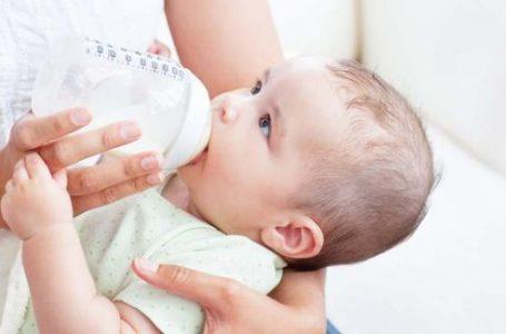 Ce conține formula de lapte praf pentru bebeluși