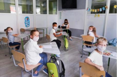 Dezinfecția unităților de învățământ cu lămpi UV-C